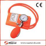 Sphygmomanometer anéroïde de paume portative pour l'usage adulte