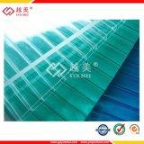 Alveolar de Policarbonato, Precios Policarbonato Transparente 6mm, 8mm, 10mm Ym712