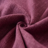 Coton et tissu de toile de sofa de mélange de Polyster