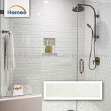 Metro blanco baño Mosaicos mosaico de azulejos de pared nuevo