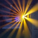 مرحلة [دج] ديسكو [17ر] [350و] [شربي] حزمة موجية ضوء متحرّك رئيسيّة