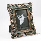 Heißer Verkaufs-Antike-Bronzen-Paris-Art-Foto-Rahmen