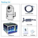 28X Camera van de Schok van het Voertuig PTZ van het 1080PWiFi HD Netwerk de Draagbare Anti