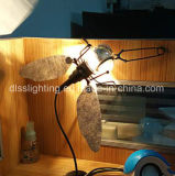 아이들 침실 훈장을%s 현대 창조적인 비행거리 모기 모양 벽 램프