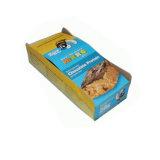 초콜렛 백색 음식 급료 상단과 바닥 상자