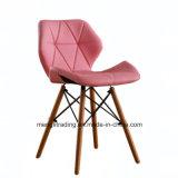 Matériau de meubles de salle à manger moderne de PU Eames Président