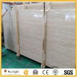 Travertino beige/crema naturale per le mattonelle di pavimento/controsoffitti/tagliati al formato