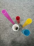 [بفك] [أبس] [ب] [بّ] [إتك] انبثق بلاستيك نظاميّة مستديرة أنابيب قطاع جانبيّ