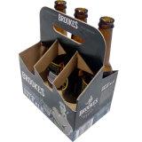 6 bouteilles de vin de papier Box
