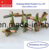 Inserto di sollevamento dell'ancoraggio del calcestruzzo prefabbricato con la barra di Corss (zoccolo della riparazione)