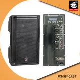15 Spreker pS-5815abt van Bluetooth van de FM van de duim de PRO200W USB BR Plastic Actieve