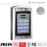 Unabhängige RFID Tür-Zugriffssteuerung mit blauer Hintergrundbeleuchtung