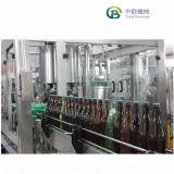 3 automática em 1 bebida de gás/máquina de enchimento de bebidas carbonatadas/equipamento