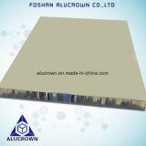 PE/PVDF 롤러 외부와 실내 벽을%s 입히는 알루미늄 벌집 위원회