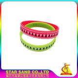 Hot Sale Cheap bracelets en silicone personnalisé, Bracelet en caoutchouc de silicone