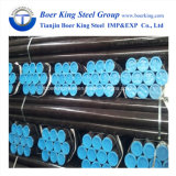 Fabricación inconsútil del tubo de acero del API 5L A25 X52 X65 X70 Psl1 Psl2 en China