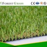 عشب مسطّحة اصطناعيّة لأنّ منظر طبيعيّ عشب/محبوب ([بسا])
