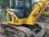 Utilisé mini-excavateur Komatsu PC55MR-2 Excavatrice à chenilles