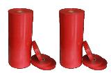 Film van de Polyester van de Laminaten van Prepreg DMD van de epoxy-hars de Flexibele met Niet-geweven Stof