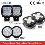10W indicatore luminoso resistente fuori strada del lavoro del CREE LED LED (GT1025-50W)