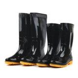 De Schoenen van de Regen van het Werk van de Rubberlaarzen van pvc van de goede Kwaliteit