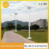 8m 10m de altura LED solares candeeiros de rua com pole