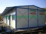 적당한 Prefabricated 모듈 강철 구조물 건물/이동할 수 있는 별장/조립식 집