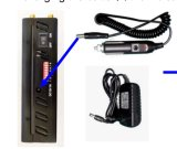 Stampo all'ingrosso dell'emittente di disturbo del segnale del telefono delle cellule, emittente di disturbo mobile del &GPS di &WiFi dell'antenna incorporata, stampo del segnale con 8 antenne