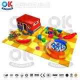 Интересные игры в помещении, игровая площадка для детей