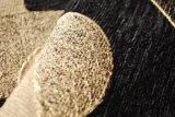 Tessuto nero del coperchio del sofà del Chenille di vendita 2016 caldi