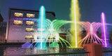 Новый дизайн Fire смешанных фонтаном с высоким качеством