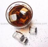 OEMの再使用可能なステンレス鋼のワインのウィスキーは角氷に投石する