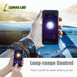 Верхняя продажа UL 9W A19 RGB лампы Smart LED WiFi