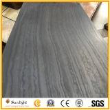 床、壁のための酸性染料で色落ちする帝国サンダルの黒の大理石のタイル