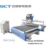 木製CNCの彫版機械、プラスチックアクリルのためのCNCのルーターのカッター