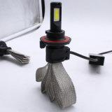 Correas de cobre nueva lámpara de Refrigeración H13 COB de haz doble faro LED