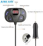 Venta caliente reproductor de MP3 para coche Bluetooth el transmisor de FM