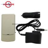 GSM GPS de bolsillo Jammer portátil de tamaño bolsillo 3 antena GSM/CDMA/DCS/PHS Teléfonos Móviles, GPSL1 Jammer
