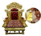 Decorativos OEM Artificial religiosos de la lámina de oro de plata