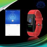 IP67 het waterdichte Slimme Horloge van het Horloge van de Sport met de Pedometer van de Monitor van de Slaap van het Tarief van het Hart