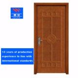Einzelne festes Holz-feuerfeste Tür mit BS-Bescheinigung