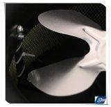 ventilatore di ventilazione alimentato solare d'acciaio 15W