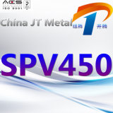 Spv450 de Pijp van de Plaat van de Staaf van het Roestvrij staal op Verkoop