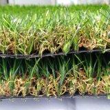 工場直売の芝生のマットのプラスチック草のマット
