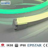 IP68は低い電力24Vの屈曲LEDのネオン滑走路端燈を防水する