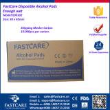 医学のためのセリウムISOのFDA 70%のイソプロピル・アルコールの準備のパッド
