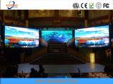P7.62 de haut niveau de gris de l'intérieur HD plein écran LED de couleur