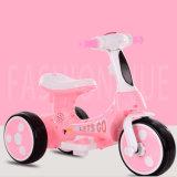 Barato 2-6 anos Música Bebé Moto triciclo carro de brincar para crianças