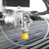 De Fabrikant 2015 van China Waterjet van het Scherpe Hoofd van 5 As Scherpe Machine
