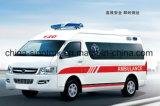 De Ziekenwagen van de laagste Prijs van J4 ModelMinibus met Hoogste Kwaliteit